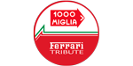 Ferrari Tribute to 1000 Miglia Logo