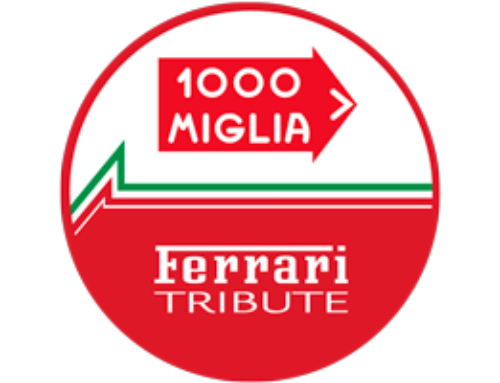 Ferrari Tribute to 1000 Miglia 2017